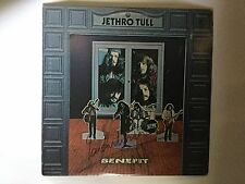 Jethro Tull signed lp by Ian Anderson Benifit