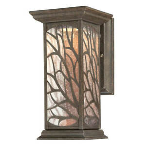 Outdoor Wall Light Fitting LED Lamp Garden Patio Luminaire Westinghouse Willow