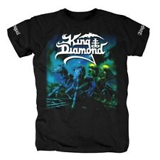 KING DIAMOND cd cvr Carriage / ABIGAIL Official SHIRT XL New mercyful fate