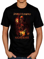 Official Avenged Sevenfold Inner Rage T-Shirt A7X Trumpet  Recurring Nightmare