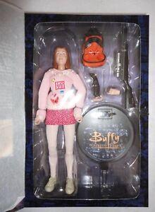 Willow Rosenberg w/ Backpack Variant Figure Buffy Vampire Slayer Sideshow NRFB
