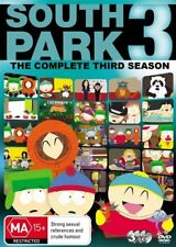 South Park: Season 3 NEW R4 DVD