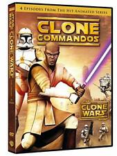 Star Wars: Clone Wars - Clone Commandos DVD (2009)  New