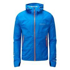 Omm Unisex Aether Running Jacket, Azul-S