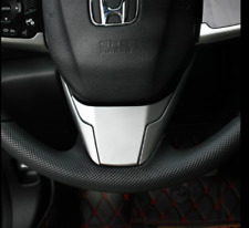 Steering Wheel Trim Decor Sticker For Honda Civic Gen 2016 2017