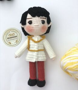 Amigurumi Charming doll,Crochet Charming doll,handmade dolls,handmade Charming
