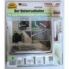 Balkonkastenhalter ohne Schrauben Bohren Balkon Fensterbank Blumenkastenhalter