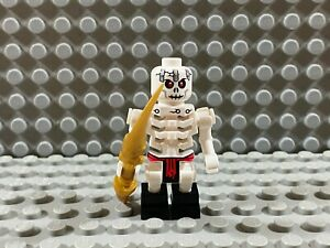 Lego Skeleton Warrior frakjaw Minifigure x1