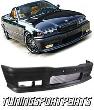 FRONT BUMPER FOR BMW E36 SERIES 3 90-99 M3 BODY KIT SPOILER PARAURTI NEW