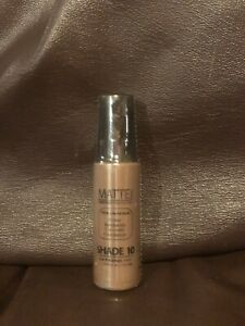 NEW SEALED LUMINESS AIR AIRBRUSH MAKEUP MATTE ALL-N-1 SHADE 10 FOUNDATION .55 OZ