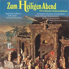 ZUM HEILIGEN ABEND - CD - DIE SCHÖNSTEN WEIHNACHTSLIEDER - Sampler