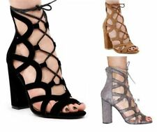 Unbranded Suede Party Heels for Women