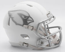 Football Americano NFL Arizona Cardinals GHIACCIO alternativa CASCO RIDDELL MINI velocità