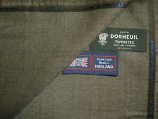"""Dormeuil 95% WOOL+5% CASHMERE """"VINTAGE"""" SUITING FABRIC """"CASHMERE TOWNTEX""""- 3.4 m"""