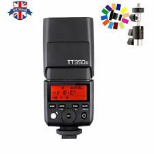 UK Godox Mini TT350S 2.4G TTL Camera Flash Speedlite for Sony SLR Camera+Gift
