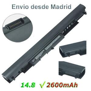 Bateria HS04 para HP 250 G4 Laptop Replace 807956-001 807957-001 HS03 HS03031-CL