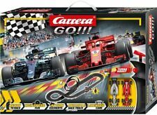 Carrera 20062482 GO Speed Grip Rennstrecken Set  5,3m Rennbahn Vettels Ferrari