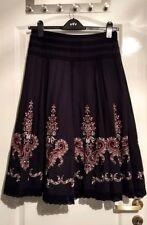 Womens Designers at Debenhams Jasper Conran Skirt Size 12 Cotton