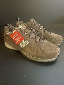 New Balance 608v5 Casual Comfort Cross Trainer Chocolate Brown Mens 11.5 x-wide