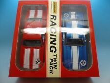 Pioneer Racing Twin Pack RTP 8 Mustang vs Camaro, mint unused