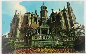 Vintage Florida Walt Disney World The Haunted Mansion 1970's