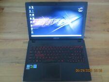 """ASUS FX53V Gaming Laptop 15.6"""" i7-7700HQ GTX 1050Ti 16GB DDR4 512GB NVME/1TB HDD"""