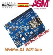 ESP-12F WeMos D1 WiFi UNO board based ESP8266