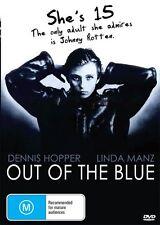OUT OF THE BLUE - DENNIS HOPPER - NEW & SEALEDDVD