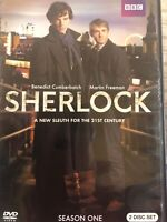 Sherlock: Complete Series 1 (DVD, 2010, 2-Disc Set)