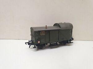 Fleischmann wagon couvert fin de convoi   en HO