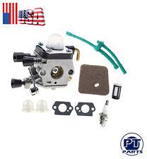 Carburetor Air Fuel Filter Gasket Carb for STIHL FS46C FS45C FS45L FS55C FS55T