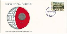 Numisbrief  Panama  1980  Coins off all Nations      (NB-Box 1)