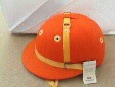 La Martina Mens Brand New Professional Polo Riding Hat