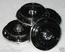 1/18 Dog Dish Wheels For The Motormax Ford Crown Victoria Police Car