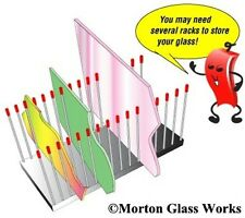 Morton Glass Caddy Caddie for Stained Glass - Get Organized!