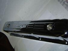 """Holden149-202 Chrome Embossed """"202"""" Rocker Cover Sent Registered Post"""
