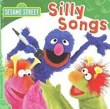 SESAME STREET-Silly Songs  CD NEW