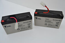 Genuine Technicat/Microcat Bait Boat Extra Heavy Duty Batteries | SRP £59