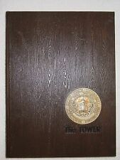 1969 UW STOUT STATE University The Tower YEARBOOK/Annual MENOMONIE, WI Wisconsin