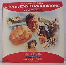 "33 tours ENNIO MORRICONE Disque LP 12"" VENTURA LE RUFFIAN - Film GENERAL MUSIC"
