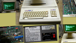 Apple II Clone w/ Z80 Intertek System IV - *VERY RARE*