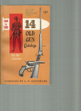 Book: 14 old gun catalogs for the collector 1859-1902 Volume II