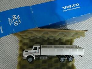 CONRAD 1/50 VOLVO NL10 6X4 PLATFORM, PROMO MODEL FOR VOLVO TRUCKS
