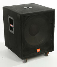 JBL JRX118 Subwoofer w/ Casters  Passive - non-Powered - 18""