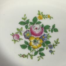 """Minton Salsibury Oval Serving Dish, 9 1/4"""" China, Made in England, Very Good"""