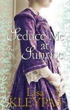 Seducir Me At Sunrise (Hathaways 2) Lisa Kleypas Libro de Bolsillo 9780749908
