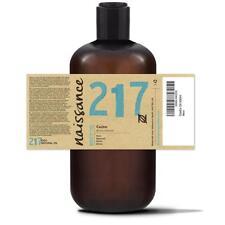 Naissance Cold Pressed Castor Oil 500ml - Vegan Certified, Hexane-Free, No GMO