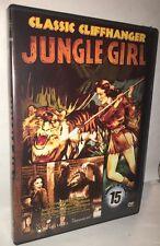Jungle Girl - Serial (DVD 2000 2-Disc Set) RARE 1941 ACTION ADVENTURE