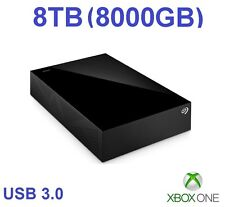 External Hard Drive for Xbox One -8000GB / 8TB -Xbox One Extra Memory/Storage