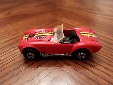 Hot Wheels Red Shelby Cobra 427 S/C Diecast Car